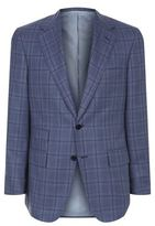 Stefano Ricci Madras Check Tailored Jacket