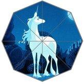 LiangZP the last unicorn Custom Portable Fashion Foldable Umbrella