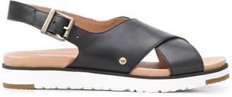 UGG Open Toe Slingback Sandals