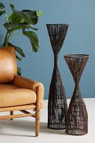 Anthropologie Water Hyacinth Vase