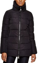 Moncler Petrea A-Line Down Coat