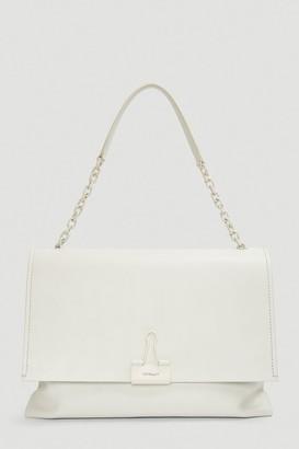 Off-White Binder Clip Large Shoulder Bag