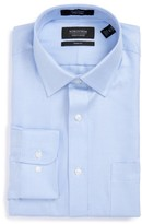 Nordstrom Men's Trim Fit Textured Dress Shirt
