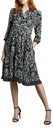 Leona Edmiston Kathryn Dress