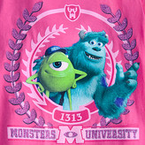 Disney Mike and Sulley Tee for Girls - Monsters University