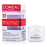 L'Oreal by SKin Expertise RevitaLift Complete Eye Cream --14g/0.5oz (Package of 4)