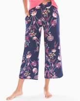 Soma Intimates Wide Leg Crop Pajama Pants