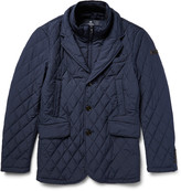 Hackett - Quilted Shell Jacket