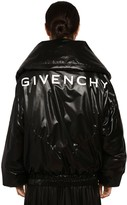 Givenchy QUILTED NYLON PUFFER JACKET