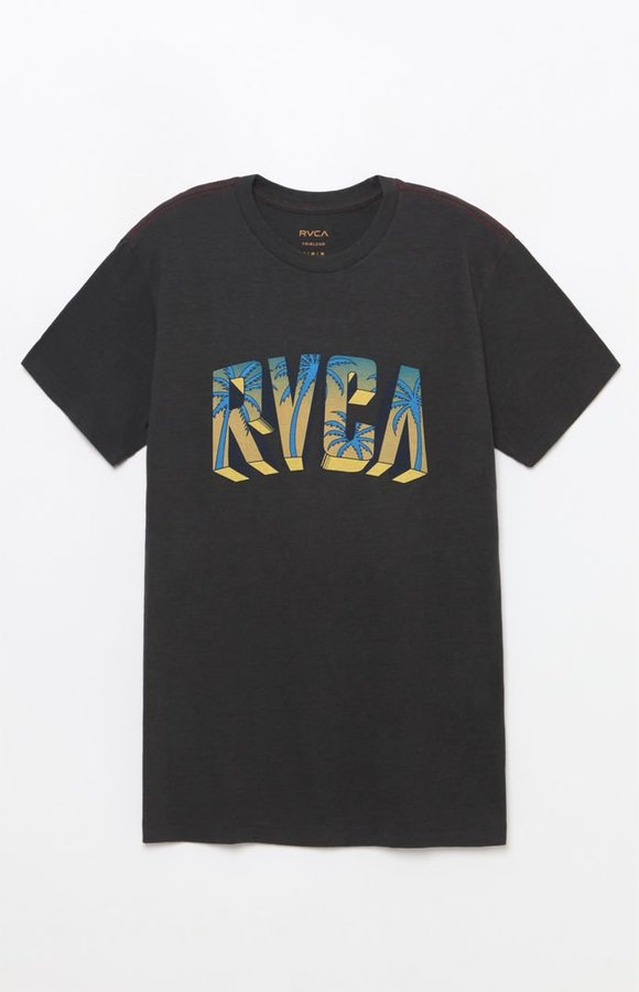 RVCA Block Tri-Blend T-Shirt
