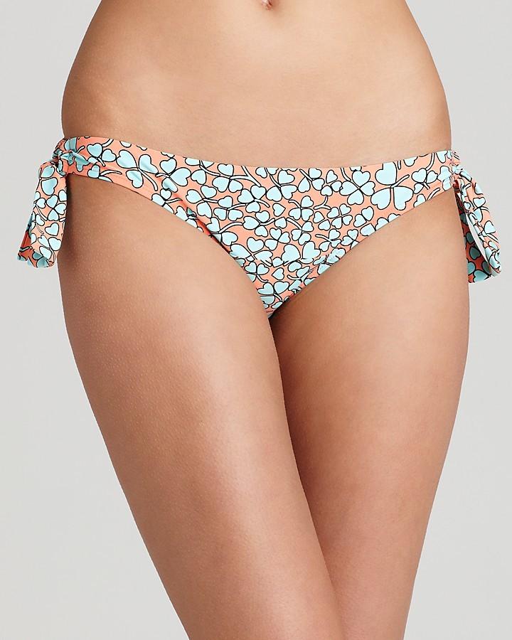 Diane von Furstenberg Loves ROXY Side Tie Bikini Bottom