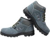 Optimal Product Men's Safety Shoes Work Shoes Comp Steel Toe Shoes