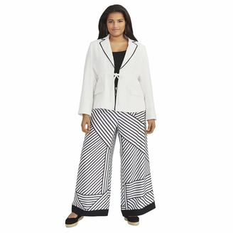 Rachel Roy Women's Plus Size Alessandra Drawstring Jacket