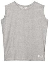 I Dig Denim Juno dress Grey Melange