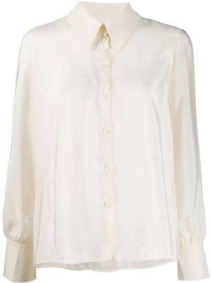 LES COYOTES DE PARIS Balloon-Sleeve Shirt