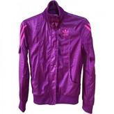 adidas Purple Jacket for Women