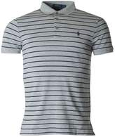 Polo Ralph Lauren Short Sleeved Striped Slim Polo