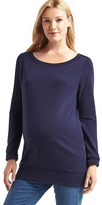 Gap Side zip sweatshirt tunic