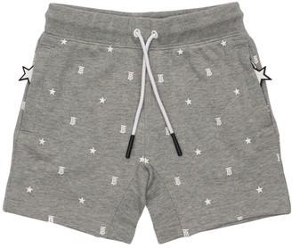 Burberry Cotton Sweat Shorts