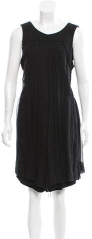 Chanel Belted Sleeveless Dress w/ Tags