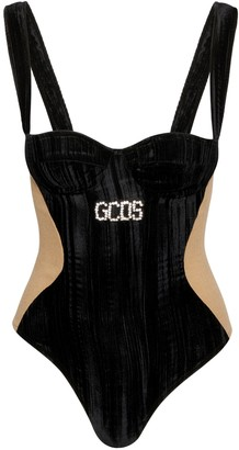 GCDS Silhouette Body