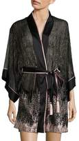 Josie Natori Haven Embellished Robe