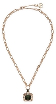 Vince Camuto Emerald-cut Pendant Necklace
