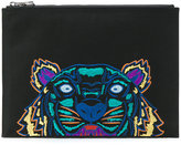 Kenzo large Tiger pouch