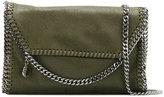 Stella McCartney Falabella foldover shoulder bag - women - Artificial Leather/metal - One Size