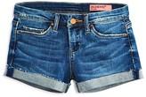 Blank NYC BLANKNYC Girls' Cuffed Denim Shorts - Big Kid