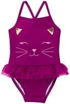 Gymboree Cat 1-Piece Swimsuit