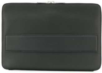 Bottega Veneta Textured Laptop Case