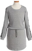C&C California French Terry Sweatshirt Dress (Big Girls)