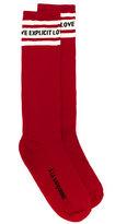 À La Garçonne long socks