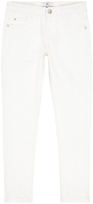 La Redoute Collections Cotton Slim Fit Trousers, 3-12 Years