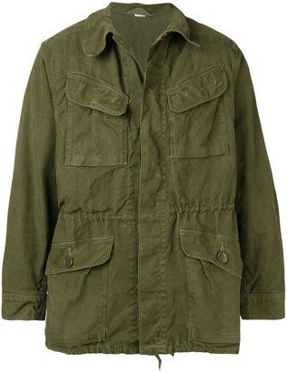 A.N.G.E.L.O. Vintage Cult 1990's Military Jacket