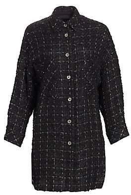 IRO Women's Mainte Oversize Tweed Jacket