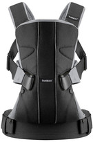 BABYBJÖRN Baby Carrier One - Black/Silver