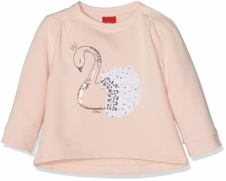 S'Oliver Baby Girls' 65.810.41.4102 Sweatshirt