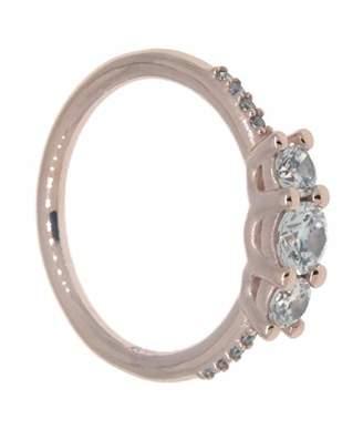 Pandora Women Silver Engagement Ring 186242CZ-48