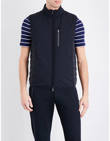 Armani Collezioni Quilted Shell Gilet