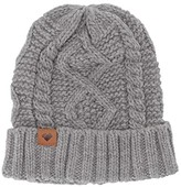 Obermeyer Phoenix Cable Knit Hat (Knightly) Beanies