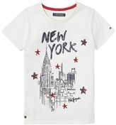 Tommy Hilfiger Th Kids New York Tee