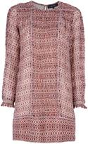 Isabel Marant 'Daria' smock style dress