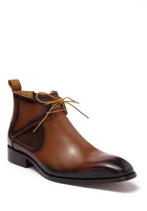 MAISON FORTE Falcon Leather Boot
