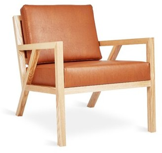 Modern Leather Lounge Chair Shop The World S Largest Collection Of Fashion Shopstyle