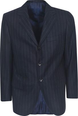 Kiton Striped Suit