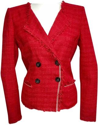 Etoile Isabel Marant Pink Tweed Jackets