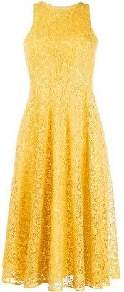 Pinko Lace Midi Dress