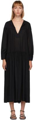 Totême Black Alassio Dress